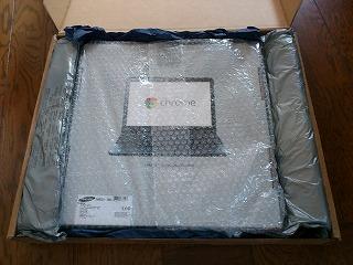 Chromebookを個人輸入