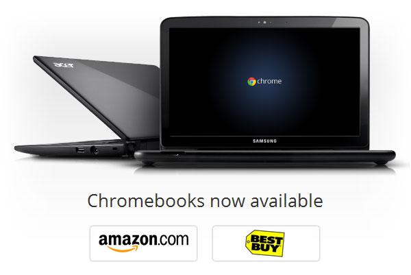 chromebookを購入