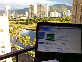 Chromebookを海外で使う