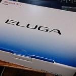 ELUGA P(P-03E)開封の儀とワンハンドUIの操作感