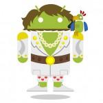 ドロイド君のアバターが作れる「Androidify(Androidメーカー)」