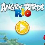 Angry Birdsシリーズ第三弾「Angry Birds Rio」