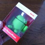 ドロイド君と話せるスピーカー「droid Phone Phone」を買ってみた
