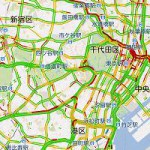 Googleマップで交通状況が見られる「渋滞状況」機能が追加