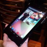 Nexus 7とかNexus QとかChromeboxとか触ってきたよ