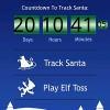 今年はスマートフォンでサンタを追跡!「NORAD Tracks Santa」