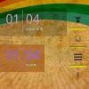 シンプルだけど多機能な時計ウィジェット「SiMi Clock」
