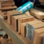 木製のXperia AX / VLケースをはじめ、いろいろな木製雑貨を見てきたよ