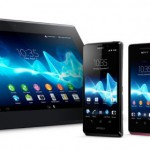 Sony MobileがXperiaシリーズ新モデルXperia Tablet S および Xperia T /  TX / V / Jを発表