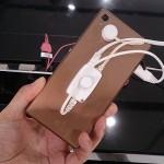 Xperia Z3(SOL26)をKDDIデザイニングスタジオで触ってきたのでご報告