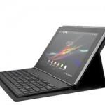 ソニーモバイルがXperia Tablet Z購入者を対象に、レザーカバー付き Bluetooth キーボードの特別価格販売キャンペーンを実施中