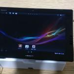 有楽町のスマートフォンラウンジでXperia Tablet Z SO-03Eを触ってきたよ