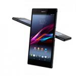 ソニーモバイルが6.4インチディスプレイ搭載の「Xperia Z Ultra」を発表。2013年第3四半期に世界の各市場で発売予定。