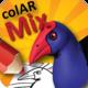 これはすごい!塗り絵が自在に動き回る「colAR Mix – 3D ぬりえ」