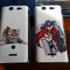 「スマートフォンケース.com」さんからXperia SX用のカバーが届いたよ